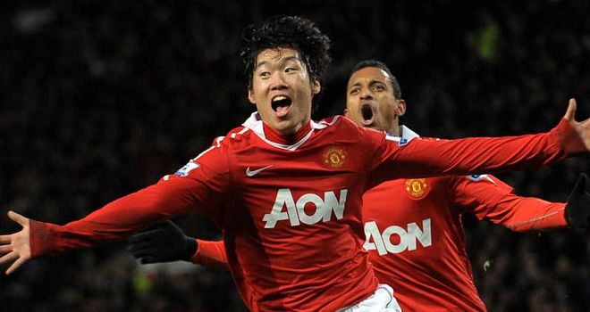 Park: 'Phenomenal' energy could help United at Wembley