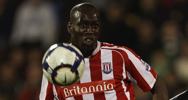 Mamady Sidibe: Was eyeing a return to the Stoke City squad after being out of action for 14 months