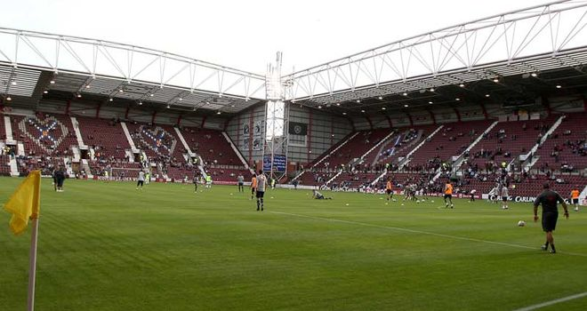 Tynecastle: The payment of salaries has once again been delayed in December