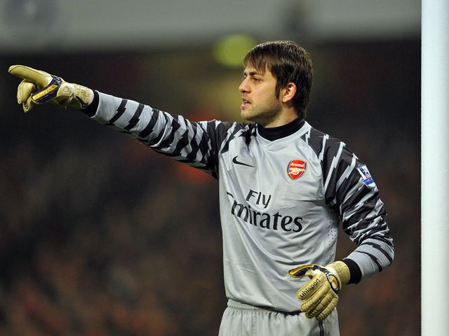 Lukasz Fabianski: Current a backup to Szczesny at Arsenal