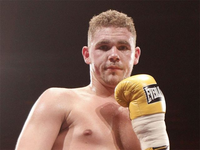 Billy Joe Saunders: New British champion