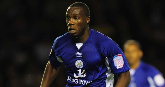 N'Guessan: Is joining Millwall on loan until January from Leicester