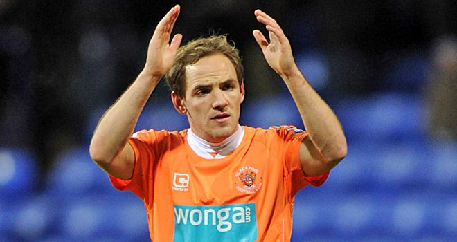 Vaughan: Could be heading to Hawthorns after leaving Blackpool