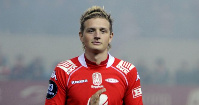Huseklepp: Open to SPL move but has seen Bari inflate his asking price