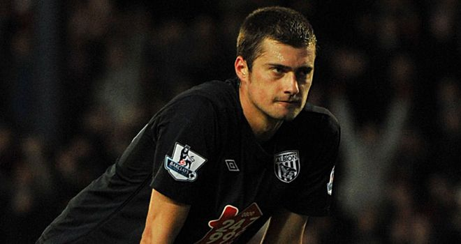Tamas: Will now miss West Brom's next three games.