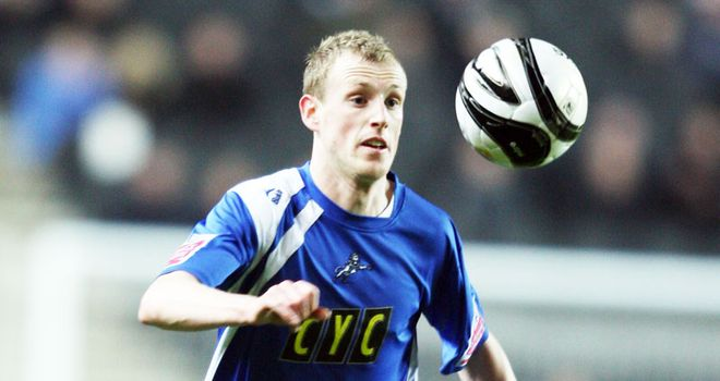 Laird: Joins Southend