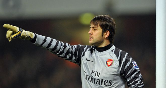 Fabianski: Having recovered from injury, he is intent on reclaiming his position