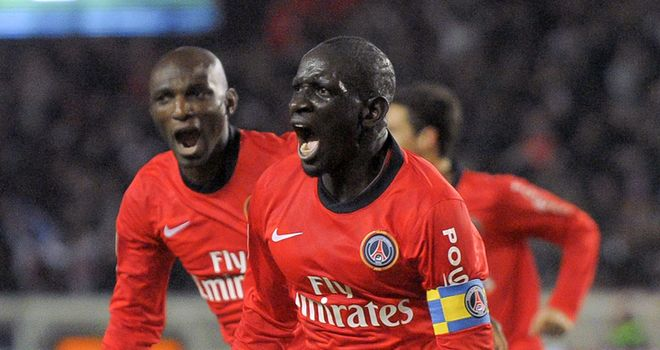 Mamadou Sakho: PSG captain wants to be in France team at Euro 2012