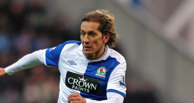 Salgado: Hoping to extend Rovers stay