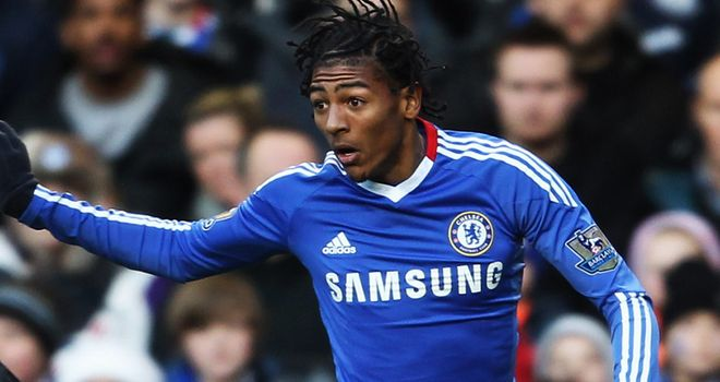 Patrick van Aanholt: has only ever made two league appearances for Chelsea.