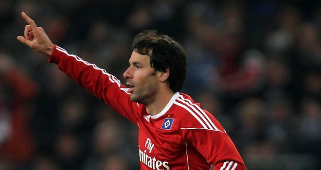 Van Nistelrooy: Could face Hungary