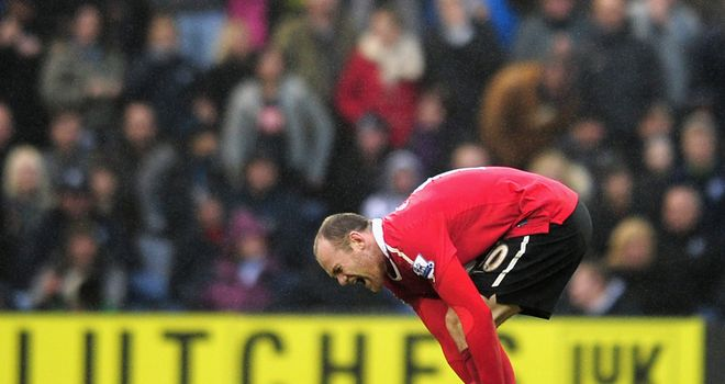 Rooney: Injury worry