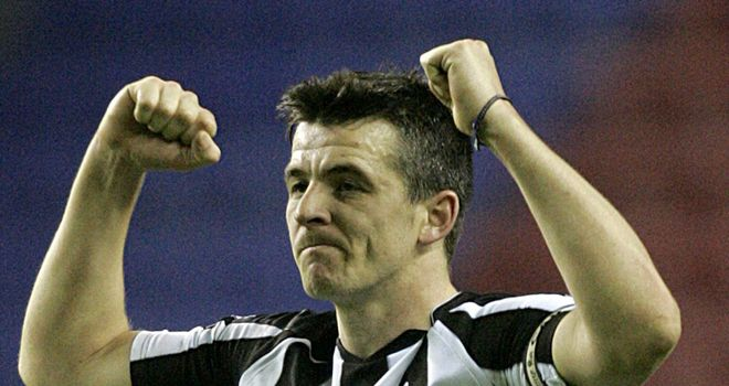 Barton: Insists Newcastle will continue to give their all until season ends