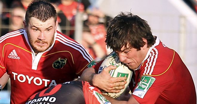 Wilkinson tackles O'Callaghan