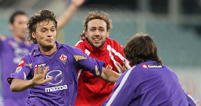 Adem Ljajic: Set to stay in Italy, despite links with Villa and Everton