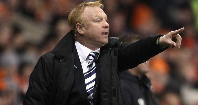 McLeish: Mounting injuries