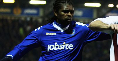 Kanu: Earned Pompey a late draw