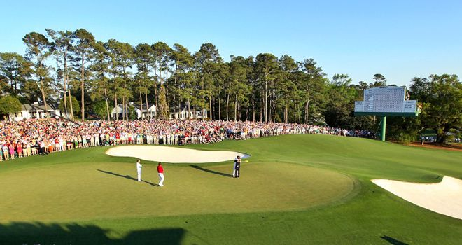 Watch all the Masters action in HD and 3D