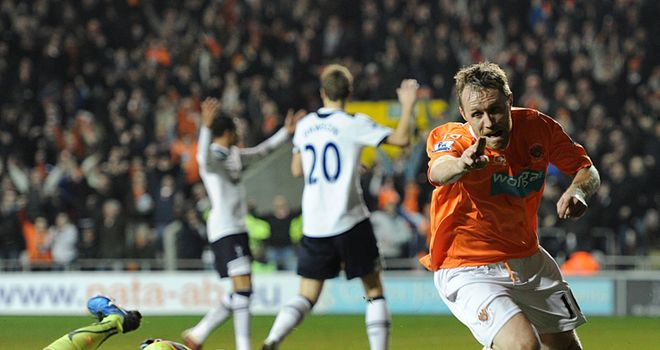 Ormerod: Feels Blackpool are a match for any other team in the Championship this season
