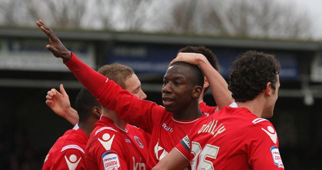 Wright-Phillips (c): Late equaliser for Charlton