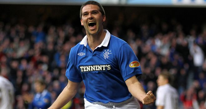 Healy: Expected to sign a contract to play for Rangers in the coming SPL season