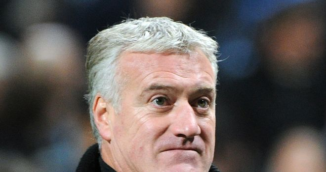 Didier Deschamps: Marseille boss looking forward to the Champions League