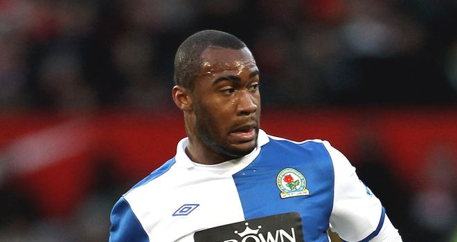 Herold Goulon: Has returned to Blackburn after loan spell at Doncaster