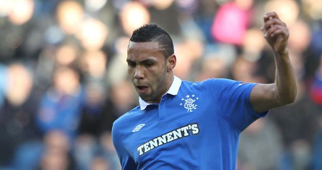 Bartley: Glad to be coming back to Rangers on loan but his ultimate aim is to play regularly for Arsenal