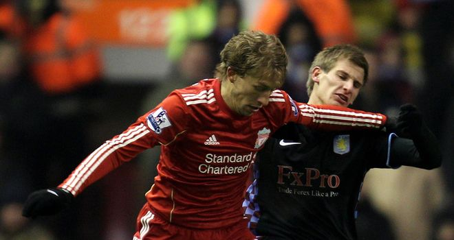 Lucas: Hopes to convince Dalglish
