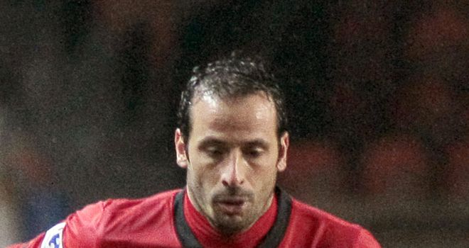 Ludovic Giuly: Gave Lorient the lead