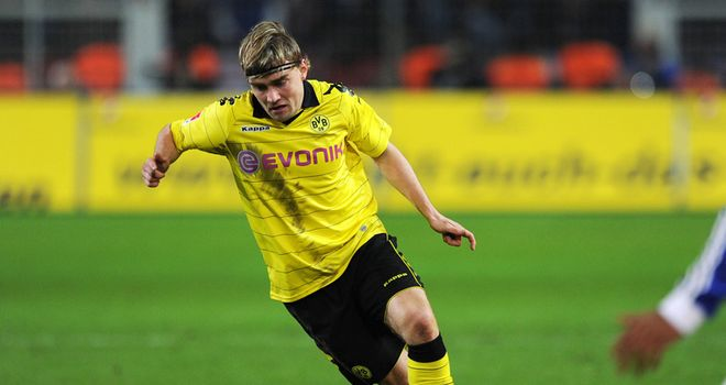 Marcel Schmelzer: Believes the tie is poised well for Dortmund