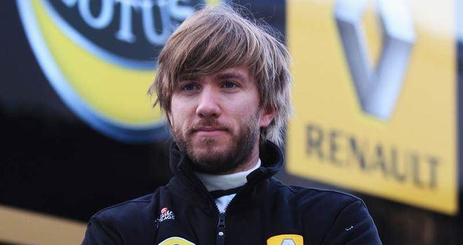 Heidfeld: Unexpected chance