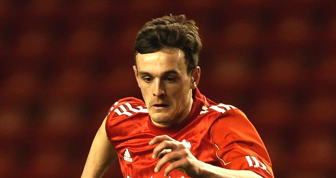 Jack Robinson: Liverpool youngster has signed a new contract with the Anfield outfit