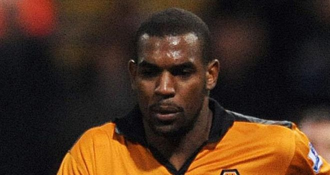 Ronald Zubar: Poised to return to full training with Wolves next week