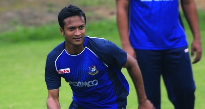 Shakib: Will focus on spin