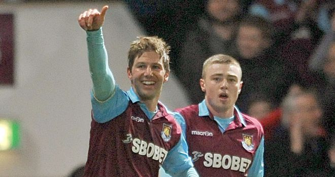 Hitzlsperger: Former West Ham midfielder has signed for Wolfsburg