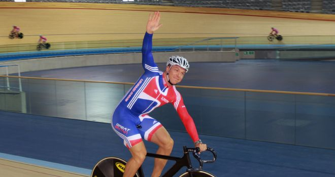 Sir Chris Hoy: Ticket details for events at the Velodrome this summer have not been held by the DCMS.