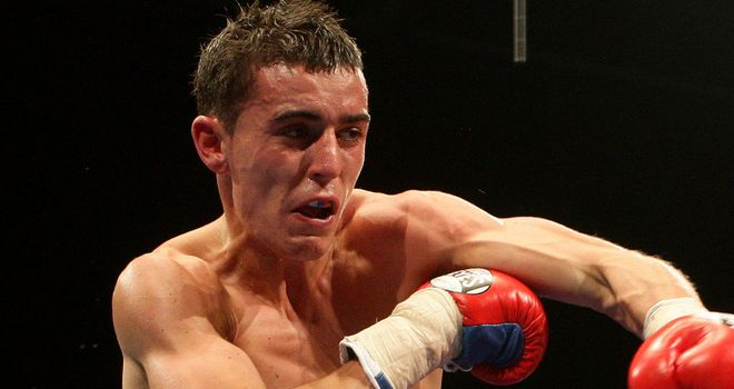Crolla: Wants to bring big fights back to Manchester