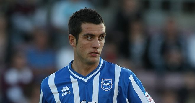 Gary Dicker: Facing up to three months on the sidelines with his broken leg