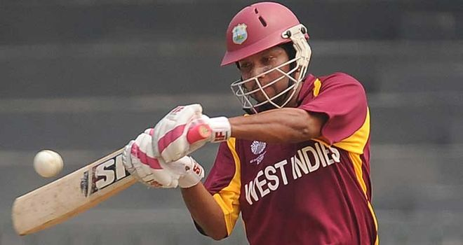 Sarwan: recalled after missing opening three games of Pakistan series