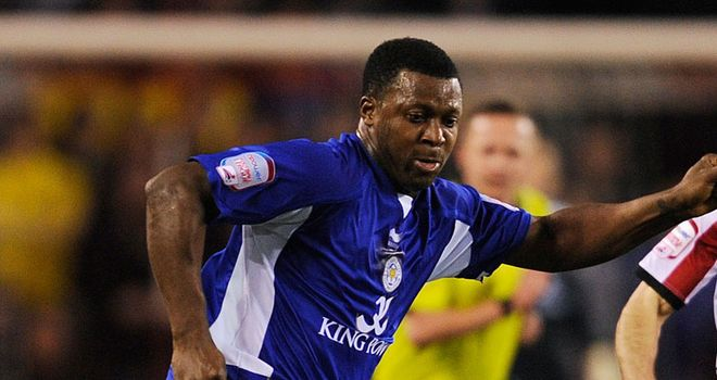 Yakubu: Ready to leave Everton and join up with Leicester permanently