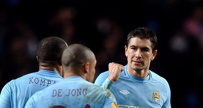 Kolarov: Pleased he chose City switch