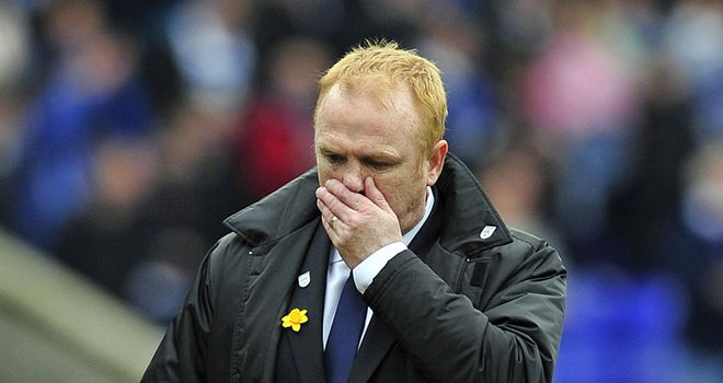 McLeish: Wary of pressure