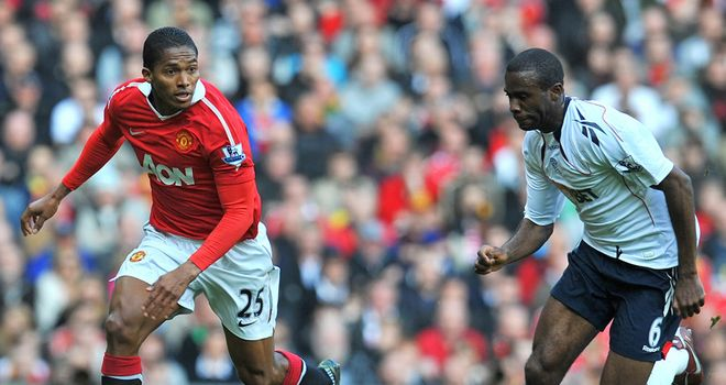 Valencia: Impressive on his return to action after a bad injury