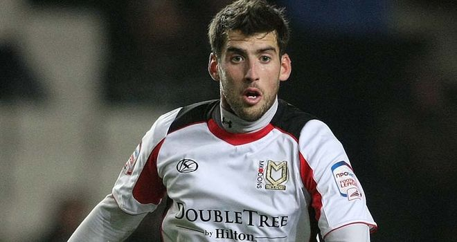 Mark Carrington: Out of contract at Bury in the summer and has been challenged to earn a new deal