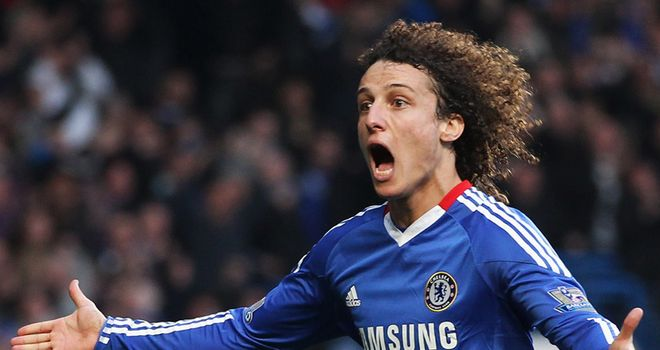 Luiz: Expecting tough game