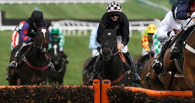 Court In Motion: Could make his eagerly awaited return at Wincanton