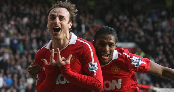 Berbatov keen to help United win a 20th league title next season