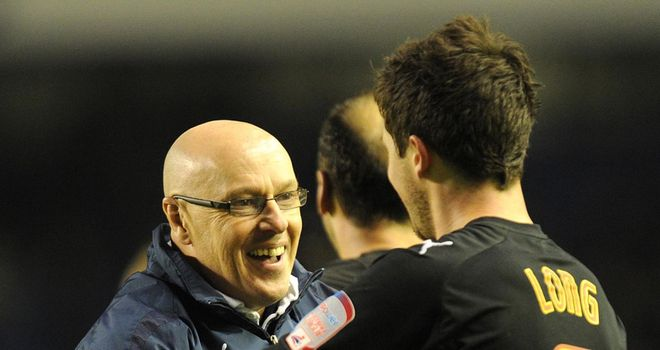 McDermott: has steered Reading into the top four
