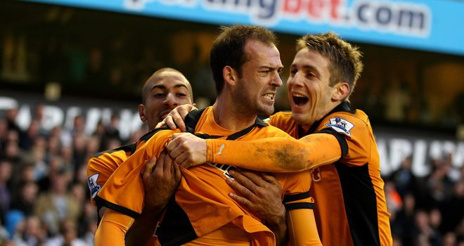 Steven Fletcher & Kevin Doyle: Have a crucial role to play for Wolves during run-in